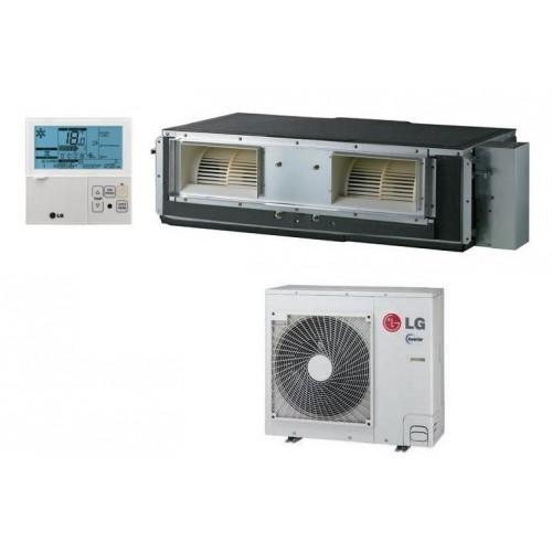 LG CB24.NH2/UU24W.U42 7.1kw 24,000btu Standard Inverter Ceiling Concealed Duct