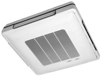 Daikin Fuq125c Rzqg125l8v1 13 6kw 43 000btu Under Ceiling Cassette Seasonal Smart Inverter System