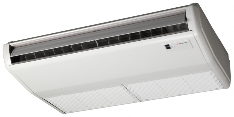 Mitsubishi Heavy Industries FDEN50VF/SRC50ZJX S 5KW 18,000btu Hyper  Inverter Ceiling Suspended System