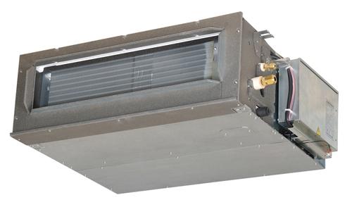 Mitsubishi Heavy Industries FDUM125VF/FDC125VSX 12.5KW 43,000btu (3 PHASE) Hyper Inverter Ducted System