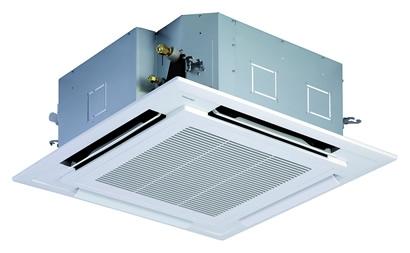 Toshiba RAV-SM1404UT-E/RAV-SM1403AT-E1 12KW 41,000btu Ceiling Cassette Digital Inverter System