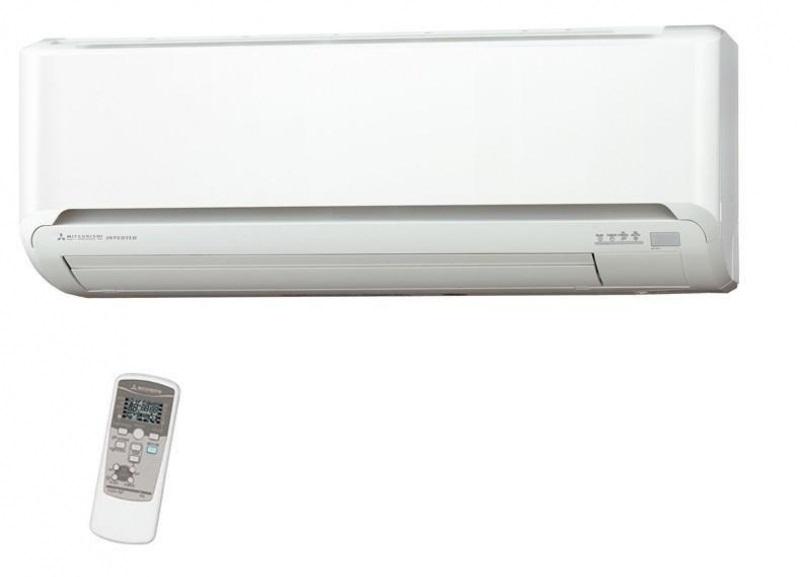 Mitsubishi Heavy Industries SRK25ZJ-S/SRC25ZJ-S 2.5KW 9,000btu Premium Inverter Wall Mounted System