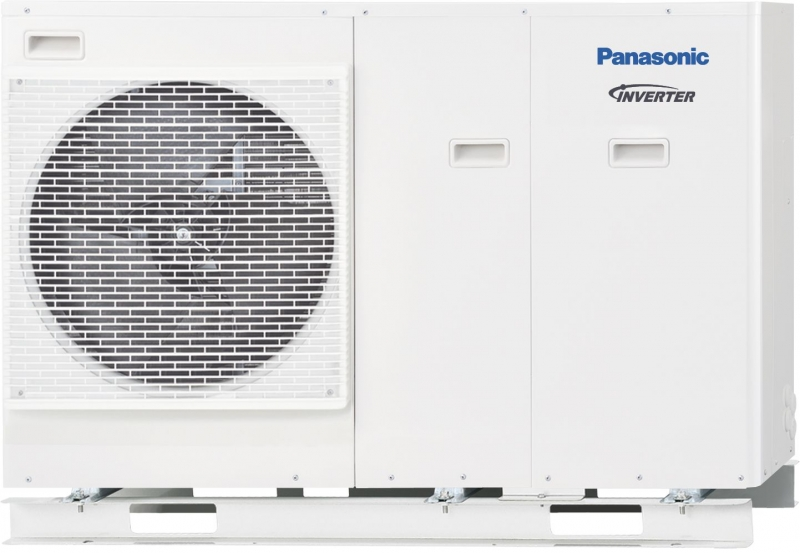 Panasonic Aquarea WH-MDF09E3E5-WIFI 9KW High Performance Mono-Bloc with Smartphone Control - Heating Only - Single Phase