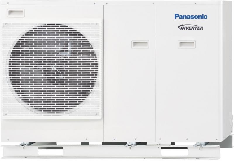 Panasonic Aquarea WH-MDC09E3E5-WIFI 9KW High Performance Mono-Bloc with Smartphone Control - Heating & Cooling - Single Phase