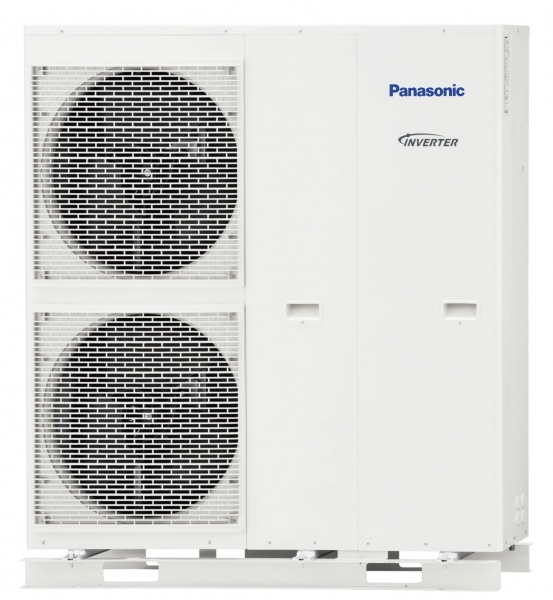 Panasonic Aquarea WH-MDF12C6E5-WIFI 12KW High Performance Mono-Bloc with Smartphone Control - Heating Only - Single Phase
