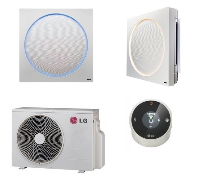 LG Art Cool Stylist G09WL-NS3 (2.7kW / 9000 Btu)
